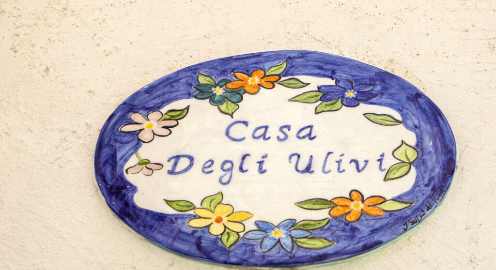 Casa degli Ulivi - Don Bruno Homes Amendolara Cosenza Calabria